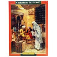 упаковка игры Пазл Базар 1000 элементов Castorland