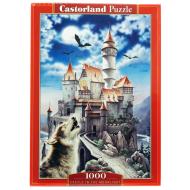 упаковка игры Пазл Фэнтези 1000 элементов Castorland