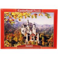 упаковка игры Пазл Бавария 3000 элементов Castorland