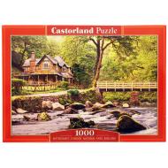упаковка игры Пазл Нац парк Англия 1000 элементов Castorland