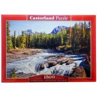 упаковка игры Пазл Национальный парк Канада 1500 элементов Castorland