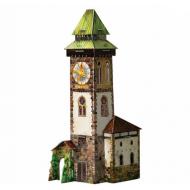 упаковка игры Башня с часами Умная бумага