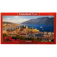 упаковка игры Пазл Бодрум Турция 4000 элементов Castorland