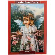 упаковка игры Пазл Бабочка мечты 1000 элементов Castorland