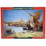 упаковка игры Пазл Константинополь 1000 элементов Castorland