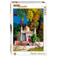 упаковка игры Пазл Бавария в долине Грасвангталь 1000 элементов Step Puzzle
