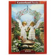 упаковка игры Пазл Друзья - Ангелы 1000 элементов Castorland