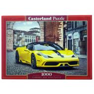 упаковка игры Пазл Феррари 458 1000 элементов Castorland