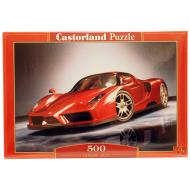 упаковка игры Пазл Феррари Enzo 500 элементов Castorland