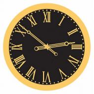 упаковка игры Часы-пазл Кремль Умная бумага