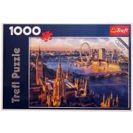упаковка игры Пазл Лондон 1000 элементов Trefl