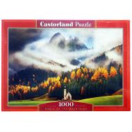 упаковка игры Пазл Магия Гор 1000 элементов Castorland