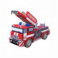 упаковка игры Пожарная машина Умная бумага