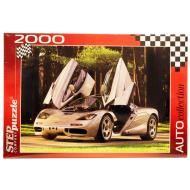 упаковка игры Пазл Макларен Ф1 2000 элементов Step Puzzle