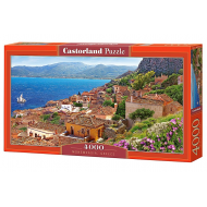 упаковка игры Пазл Греция 4000 элементов Castorland