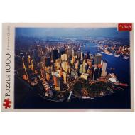 упаковка игры Пазл Нью Йорк 1000 элементов Trefl