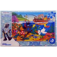 упаковка игры Пазл Ну погоди! 360 элементов Step Puzzle