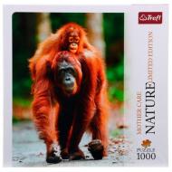 упаковка игры Пазл Орангутан 1000 элементов Trefl