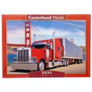 упаковка игры Пазл Грузовик 1000 элементов Castorland