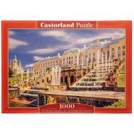 упаковка игры Пазл Петергоф 1000 элементов Castorland