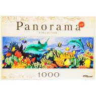 упаковка игры Пазл Подводный мир 1000 элементов Step Puzzle