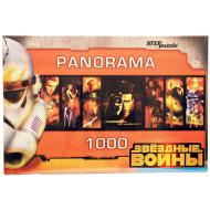 упаковка игры Пазл Звездные войны 1000 элементов Step Puzzle