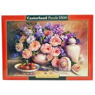 упаковка игры Пазл Летнее время 1500 элементов Castorland