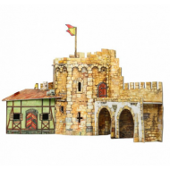 упаковка игры Угловая башня Умная бумага