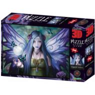упаковка игры Пазл Super 3D Таинственная аура 500 деталей