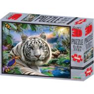 упаковка игры Пазл Super 3D Сумерки 500 деталей