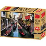упаковка игры Пазл Super 3D Венеция 500 деталей