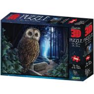 упаковка игры Пазл Super 3D Путь магии 500 деталей