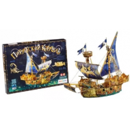 упаковка игры Пиратский корабль