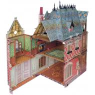 упаковка игры Кукольный дом 2 большой