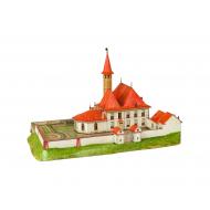 упаковка игры Приоратский дворец Россия конец XVIII века Гатчина