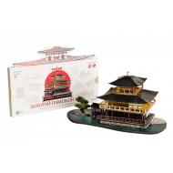 упаковка игры Золотой павильон. Япония в миниатюре