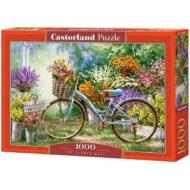 упаковка игры Цветочный рынок 1000 элементов