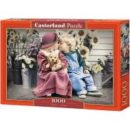 упаковка игры Пазл «Первая любовь» 1000 элементов