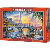 упаковка игры Пазл «Париж» 500 элементов