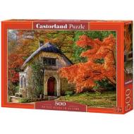упаковка игры Пазл «Готический дом» 500 элементов