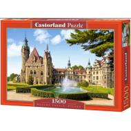 упаковка игры Пазл «Замок Польша» 1500 элементов