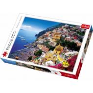 упаковка игры Пазл «Позитано, Италия» 500 элементов