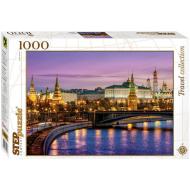 упаковка игры Пазл «Москва. Набережная» 1000 элементов