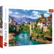 упаковка игры Пазл «Старый Мост в Мостаре» 500 элементов