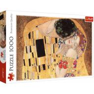 упаковка игры Пазл «Art Collection - Поцелуй» 1000 элементов