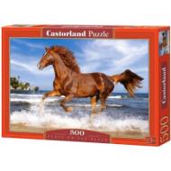 упаковка игры Пазл «Лошадь» 500 элементов