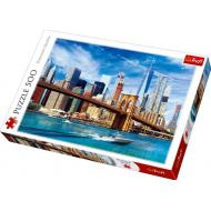 упаковка игры Пазл «Виды Нью-Йорка» 500 элементов