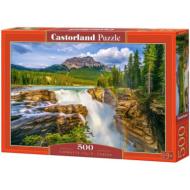 упаковка игры Пазл «Водопад. Канада» 500 элементов