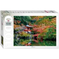 упаковка игры Пазл «Пагода» 1000 элементов