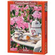 упаковка игры Пазл «Завтрак» 1000 элементов